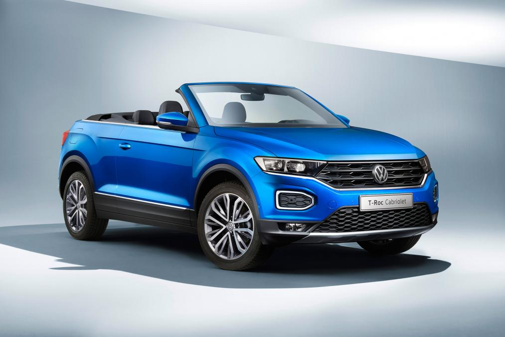 VW T-Roc Cabrio Automatic