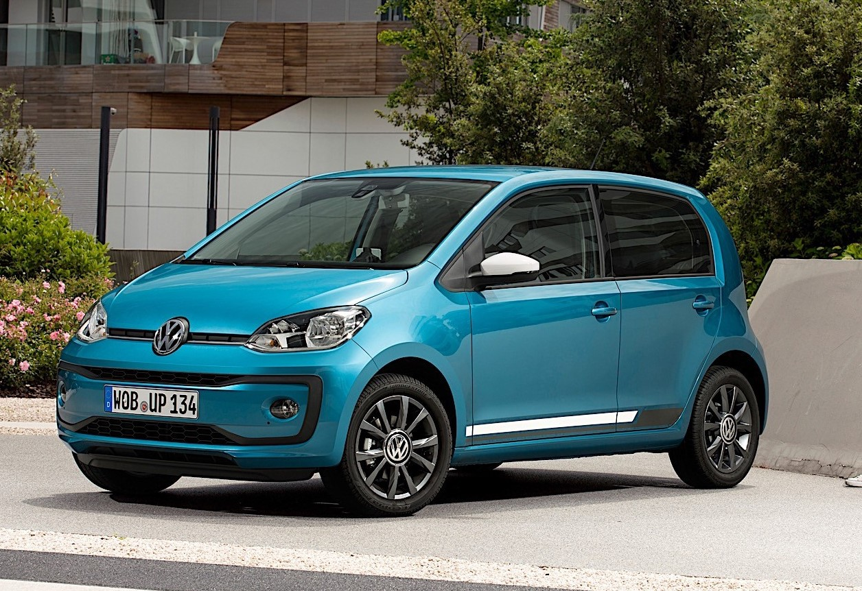VolksWagen  Up !  5 doors