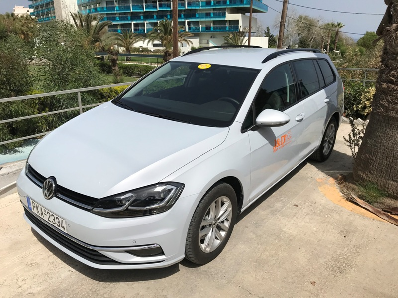 VW Golf Variant Automatic 1.6 Diesel