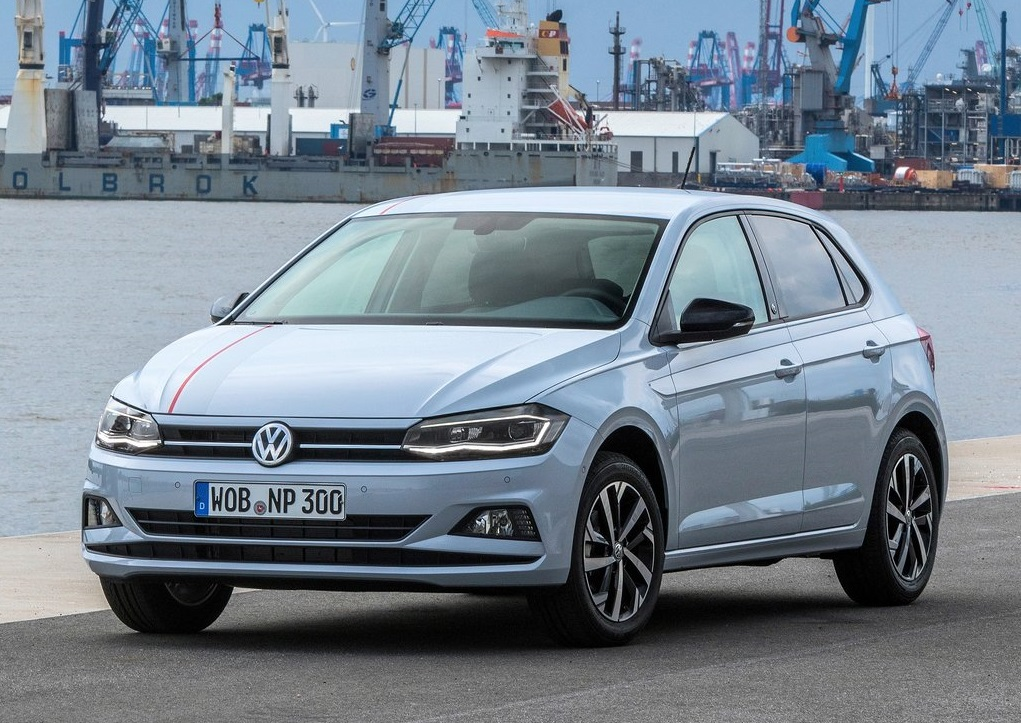 new VW Polo Automatic DSG Comfortline