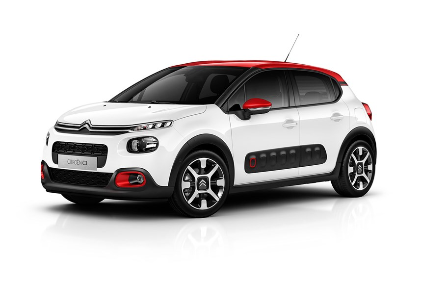 Car rental in Rhodes - Citroen C3, Diesel 5 dr. , 5 seat