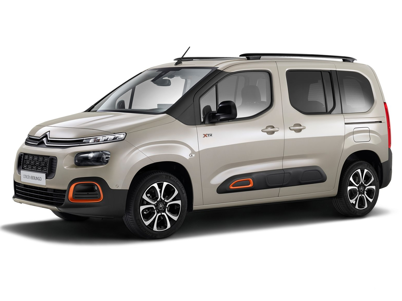 new Citroen Berlingo 7 seater , Automatic Diesel